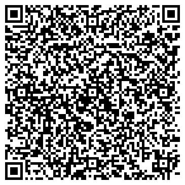 QR-код с контактной информацией организации СПАССКАЯ СЕЛЬСКАЯ БИБЛИОТЕКА