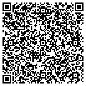 QR-код с контактной информацией организации ТРУДОУСТРОЙСТВО