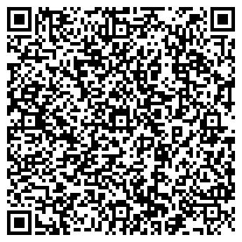 QR-код с контактной информацией организации СТУДИЯ ДИЗАЙНА И ПРОГРАММИРОВАНИЯ @PARADOX