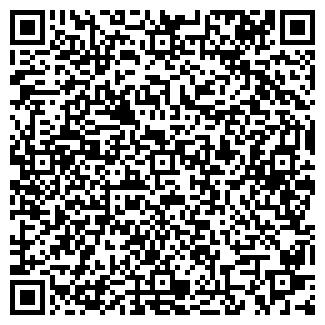 QR-код с контактной информацией организации ГОРТОРГ
