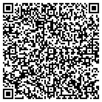 QR-код с контактной информацией организации АВГУСТ-ЕВРОТУР