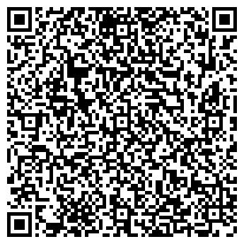 QR-код с контактной информацией организации ПОЗИТИВ ТРЕВЕЛ