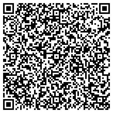 QR-код с контактной информацией организации ПАРИКМАХЕРСКАЯ ЧЕРНОБРОВКИНА, ИП