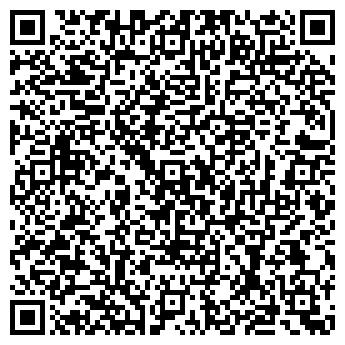 QR-код с контактной информацией организации ВЕТСТАНЦИЯ РАЙОННАЯ