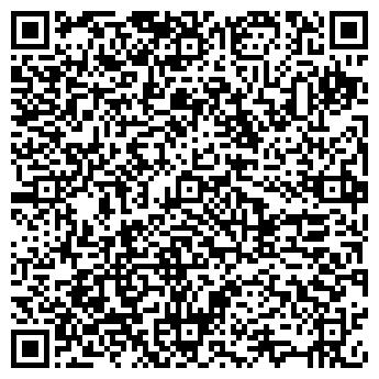 QR-код с контактной информацией организации КРЕДО ГРУППА ХОЛОД, ООО