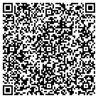 QR-код с контактной информацией организации ВЫКСУНСКИЙ ДОМ РЕБЕНКА