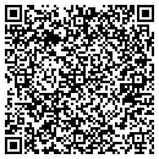 QR-код с контактной информацией организации Чугун он-лайн
