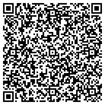 QR-код с контактной информацией организации Кловер