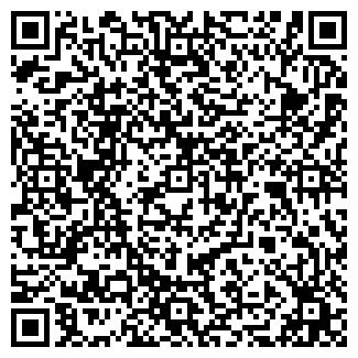 QR-код с контактной информацией организации ООО ЛОЦМАН