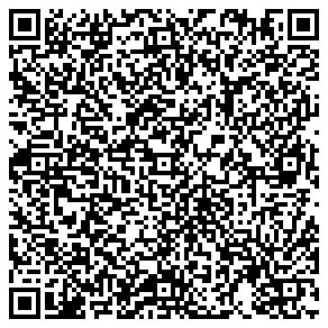 QR-код с контактной информацией организации ВОЕННЫЙ КОМИССАРИАТ ГОРНОЗАВОДСКОГО РАЙОНА