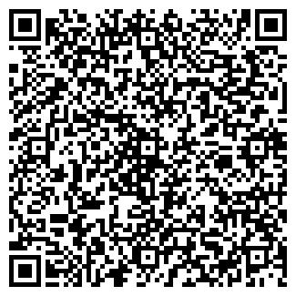 QR-код с контактной информацией организации ООО ЛАДЬЯ