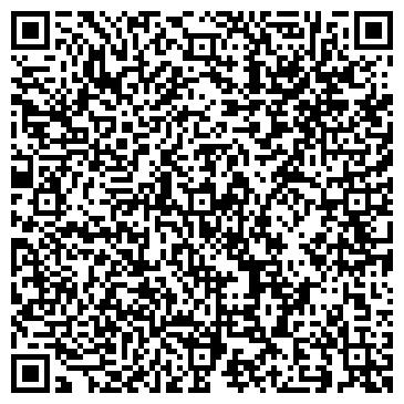 QR-код с контактной информацией организации СТУДИЯ ВИДЕОМОНТАЖА И ВИДЕОЗАПИСИ