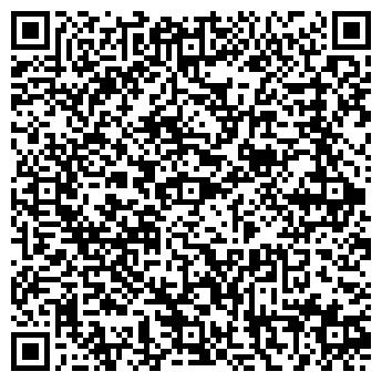 QR-код с контактной информацией организации КРУШ СЕТЬ САЛОНОВ