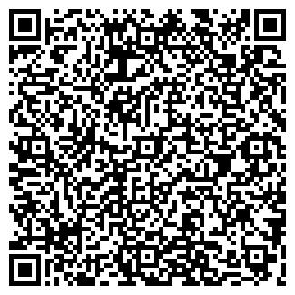QR-код с контактной информацией организации АЛЕНКА ТЦ