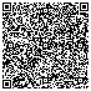 QR-код с контактной информацией организации Flaming Spirit