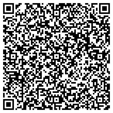 QR-код с контактной информацией организации ООО Барос