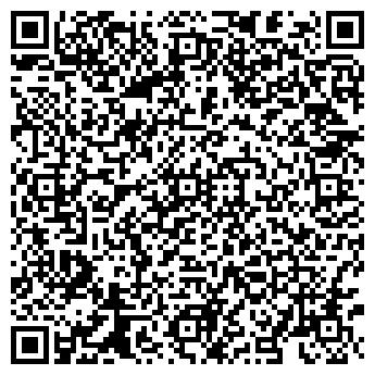 QR-код с контактной информацией организации ООО «Азалес»