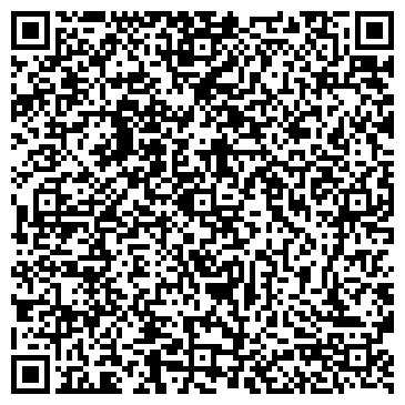 QR-код с контактной информацией организации ЕРШОВСКАЯ КДЮСШ ОБЛ Ф-Л КОЛОС СОГУ ДСШ