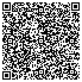 QR-код с контактной информацией организации ООО Онлайн сауна