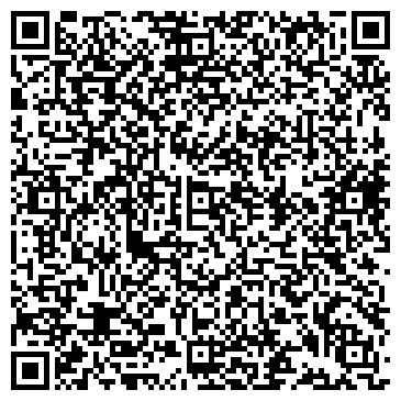 QR-код с контактной информацией организации Бизнес и Символ