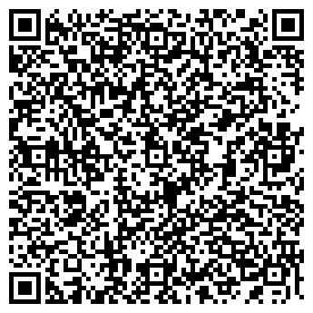 QR-код с контактной информацией организации ООО Тепло - Окнадел