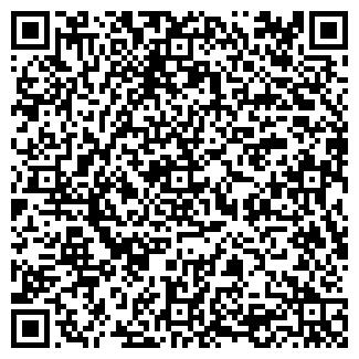 QR-код с контактной информацией организации ОПС ТЮГЕЕВКА