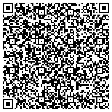 QR-код с контактной информацией организации Бизнес - Маркет «SOURSOP»