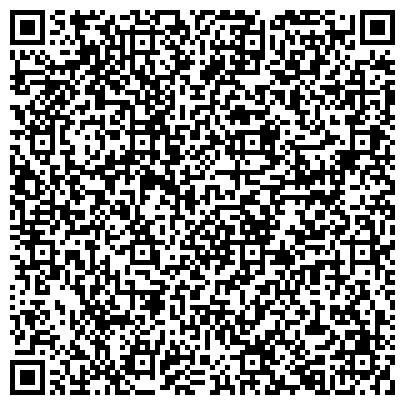 QR-код с контактной информацией организации БЮРО ПОДГОТОВКИ ПЕРСОНАЛА И ПОВЫШЕНИЯ КВАЛИФИКАЦИИ ПРИ ОТДЕЛЕ КАДРОВ ОАО ИЖНЕФТЕМАШ