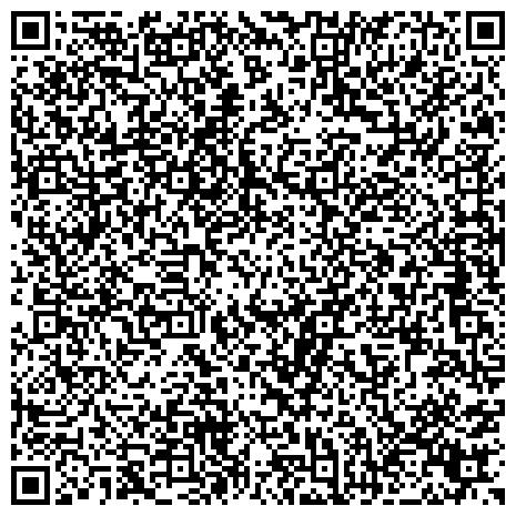 QR-код с контактной информацией организации ДЕПАРТАМЕНТ ФЕДЕРАЛЬНОЙ ГОСУДАРСТВЕННОЙ СЛУЖБЫ ЗАНЯТОСТИ НАСЕЛЕНИЯ ПО УР