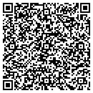 QR-код с контактной информацией организации ТРЭЗИС