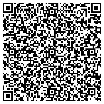 QR-код с контактной информацией организации ВЕДА ЭКОЛОГИЧЕСКИЙ СОЮЗ УР