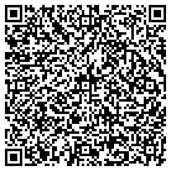 QR-код с контактной информацией организации № 1 КЛИНИЧЕСКАЯ БОЛЬНИЦА