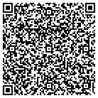 QR-код с контактной информацией организации В/Ч № 96512 ФИЛИАЛ