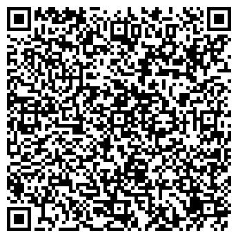 QR-код с контактной информацией организации ОПТИКА ИНДОР, ЗАО