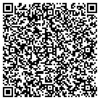 QR-код с контактной информацией организации ВИКТЭМ-ТРЭВЭЛ