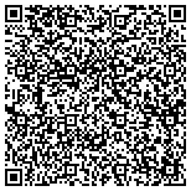 QR-код с контактной информацией организации КОМБИНАТ БЛАГОУСТРОЙСТВА ОКТЯБРЬСКОГО РАЙОНА, МУП