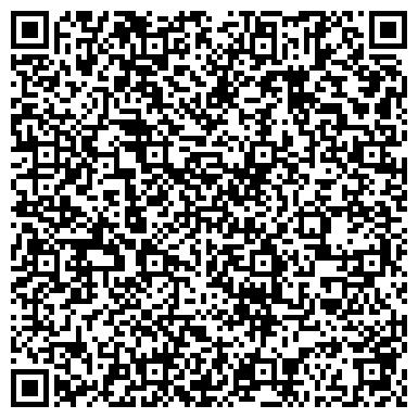QR-код с контактной информацией организации ДВОРЕЦ ДЕТСКОГО И ЮНОШЕСКОГО ТВОРЧЕСТВА Г. ИЖЕВСКА
