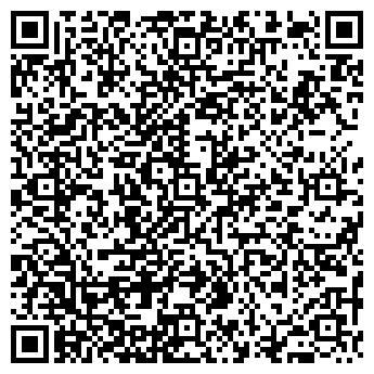 QR-код с контактной информацией организации НИКА ДЕТСКИЙ КЛУБ