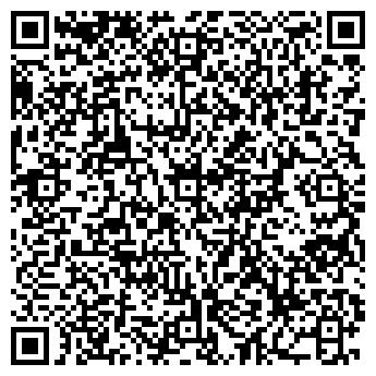 QR-код с контактной информацией организации ПЛАНЕТА ДЕТСКИЙ КЛУБ