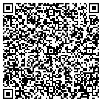QR-код с контактной информацией организации САТУРН ПОДРОСТКОВЫЙ КЛУБ