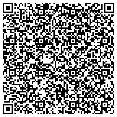 QR-код с контактной информацией организации ТЕМП ФИЛИАЛ ЦЕНТРА ДЕТСКОГО ТЕХНИЧЕСКОГО ТВОРЧЕСТВА ЭЛЕКТРОН МОУ