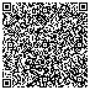 QR-код с контактной информацией организации ЦЕНТР ДЕТСКОГО ТВОРЧЕСТВА УСТИНОВСКОГО РАЙОНА