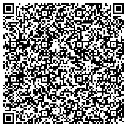 QR-код с контактной информацией организации ЦЕНТР ДОШКОЛЬНОГО ОБРАЗОВАНИЯ И ВОСПИТАНИЯ ОКТЯБРЬСКОГО Р-НА