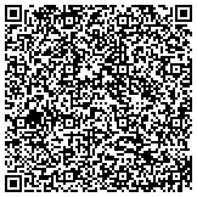 QR-код с контактной информацией организации ЦЕНТР ДОШКОЛЬНОГО ОБРАЗОВАНИЯ И ВОСПИТАНИЯ УСТИНОВСКОГО РАЙОНА
