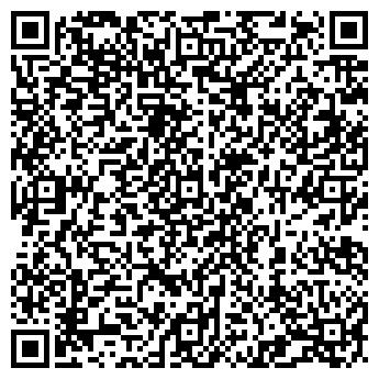 QR-код с контактной информацией организации ЮГДОН ПОДРОСТКОВЫЙ КЛУБ