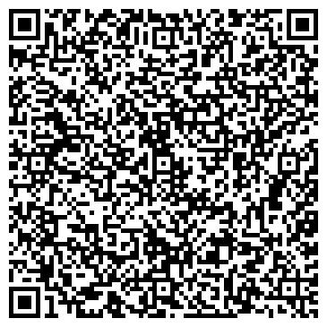 QR-код с контактной информацией организации ЮНЫЙ БАСКЕТБОЛИСТ ПОДРОСТКОВЫЙ КЛУБ
