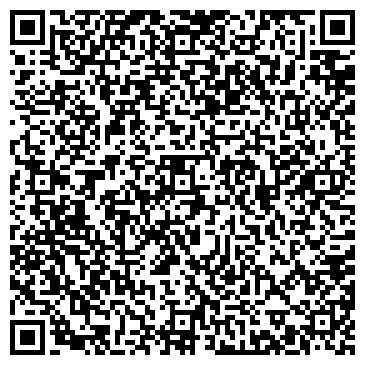 QR-код с контактной информацией организации ИНЗЕНСКАЯ ГОРОДСКАЯ ДЕТСКАЯ БИБЛИОТЕКА