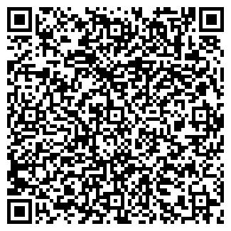 QR-код с контактной информацией организации ИНЗА-ИНФОЛИО