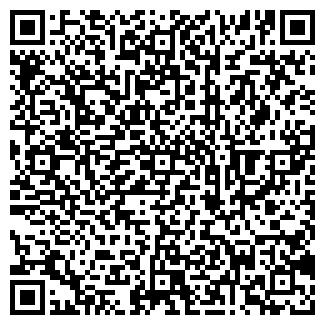 QR-код с контактной информацией организации ИНИС