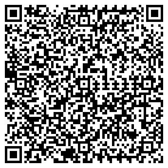 QR-код с контактной информацией организации ЛЕДИ МАГАЗИН